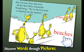 Screenshot of The Sneetches - Dr. Seuss