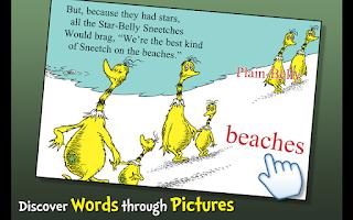 Screenshot of The Sneetches - Dr. Seuss