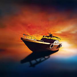 NUMATA by Juprinaldi Photoart  - Transportation Boats