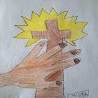 Pray Scripture icon