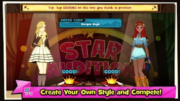 Screenshot of Style Starlet