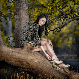 Acid by Jhon Welly - People Fashion ( canon, model, indonesia, outdoor, photography )