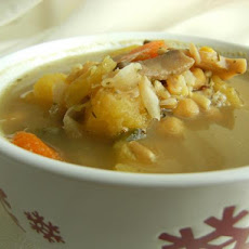 Sweet & Savory Vegetarian/Vegan Soup