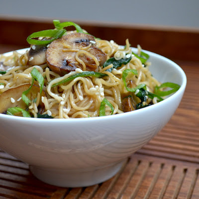 """FAKE-OUT"" CHOW MEIN"