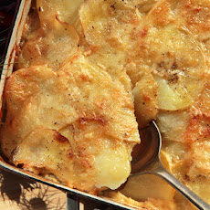 Dilled Potato Gratin Recipe