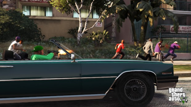 "PS4 gamers to get ""something special"" with GTA V"