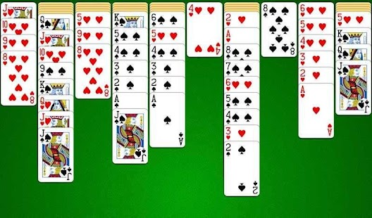 Warrior Spider Solitaire - screenshot