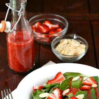 Strawberry Spinach Salad Apple Cider Vinegar Recipes