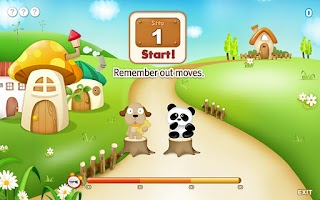 Screenshot of JumpingJumping HD