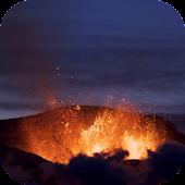 App Volcano 3D Live Wallpaper apk for kindle fire
