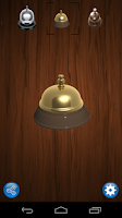 Screenshot of Service bell