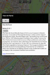 City Guide Munich - screenshot