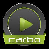 NRG Player Carbo Skin APK for Nokia