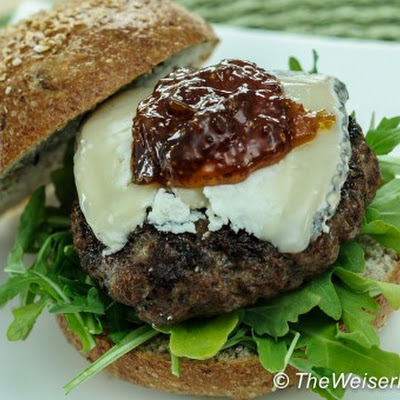 California Beef Burger