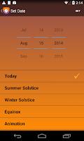 Screenshot of Sun Seeker