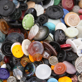 Buttons by Michael Watts - Artistic Objects Clothing & Accessories