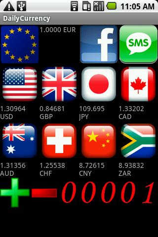 Daily Currency