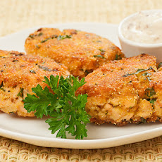 Salmon Croquettes with Rémoulade Sauce