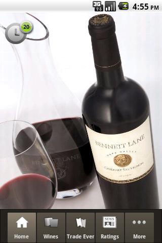 Bennett Lane Winery for Trade
