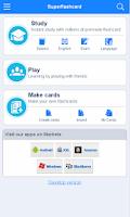 Screenshot of ASVAB Flashcards