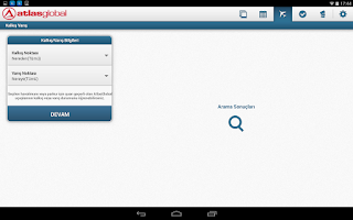 Screenshot of AtlasGlobal HD