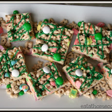 Magically Delicious Cereal Treats