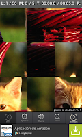 Screenshot of Puzzle Cats And Kitties