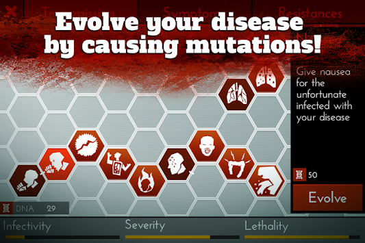 Infection Bio War Free APK screenshot thumbnail 5