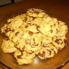 Peanut Butter Chocolate Chip Cookies II
