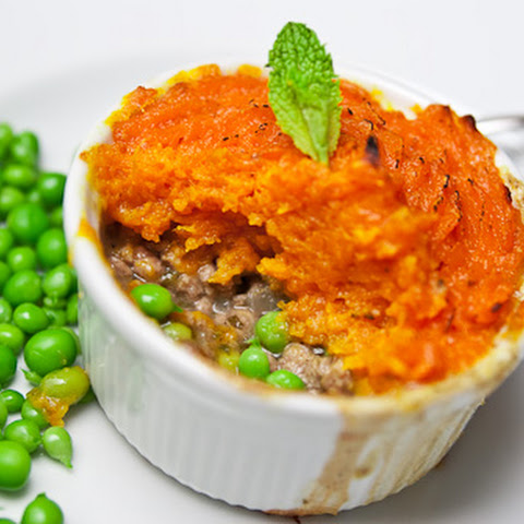 Mint and Lamb Shepherd's Pie