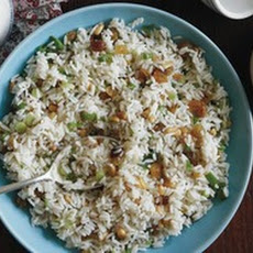 Carolina Gold Rice Salad from 'Around the Southern Table'