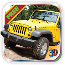 Extreme Offroad Jeep Simulator