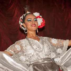 Dancer by Garry Dosa - People Musicians & Entertainers ( winter, february, mexico, entertainer, dancer, puerto vallarta )