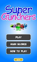 Screenshot of Super Crunchers Free