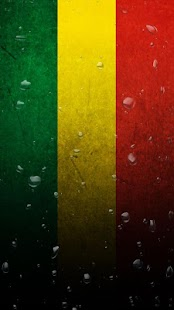 Bolivia flag water effect LWP - screenshot
