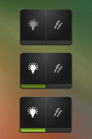 Flashlight++ Widget