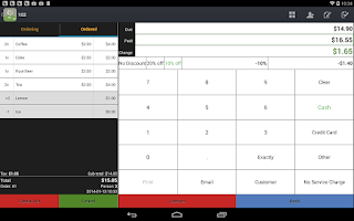 Screenshot of Restaurant POS (Paid)