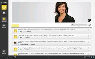 Screenshot of V Mobile