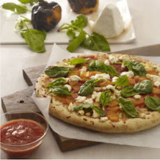 Greek-Style Pizza