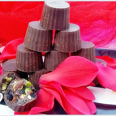 EASY STUFFED CHOCOLATES