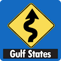 Gulf States - Road Trips icon
