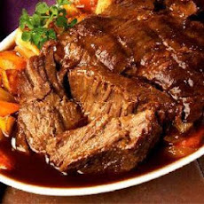 Perfect Pot Roast With Vegetables and Gravy