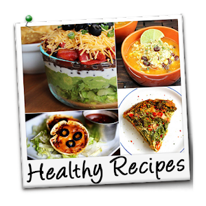 Healthy Recipes Free For PC