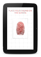 Screenshot of Mood Scanner - Finger Scan