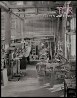 The Capilano Review - Front Cover - Fall 2011