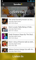 Screenshot of Spreaker - Radio & Podcasts