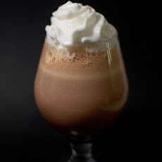 The Comets Hot Fudge Milk Shake