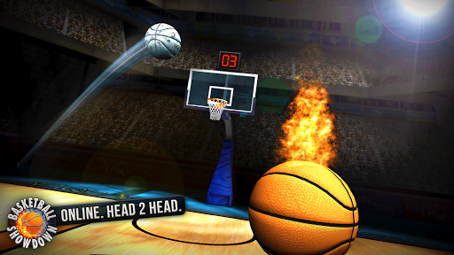 Basketball Showdown - screenshot