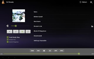 Screenshot of Remote for VLC