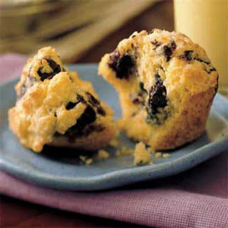 Blueberry-Lemon Muffins